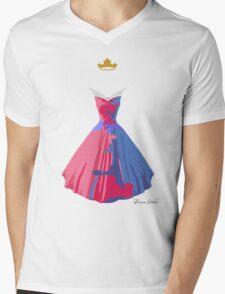 Make it Pink! Make It Blue! Mens V-Neck T-Shirt