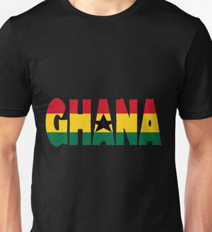 Ghana Unisex T-Shirt