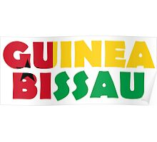 Guinea Bissau Poster