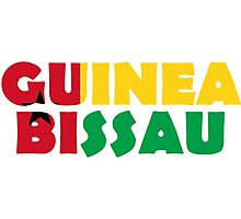 Guinea Bissau Photographic Print