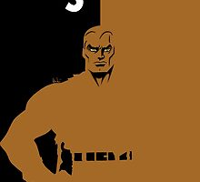 DOC SAVAGE by FLComics