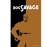 DOC SAVAGE Photographic Print