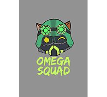 Teemo Omega Squad League of Legends Photographic Print