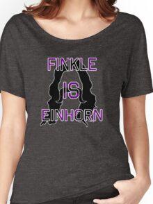 Finkle IS Einhorn Women's Relaxed Fit T-Shirt