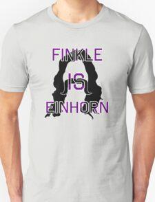 Finkle IS Einhorn Unisex T-Shirt