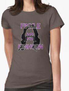 Finkle IS Einhorn Womens Fitted T-Shirt