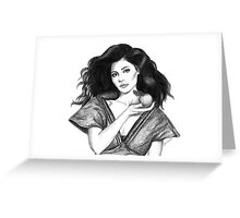 'Froot' Marina and the Diamonds Greeting Card