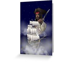 The Dream of Freedom .. iphone case Greeting Card