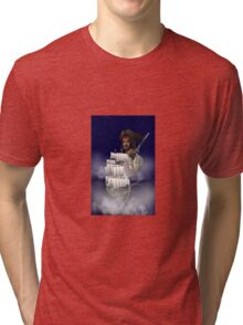 The Dream of Freedom .. iphone case Tri-blend T-Shirt