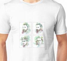 1916 commemorative print: 16 leaders 13-16 SQUARE Unisex T-Shirt