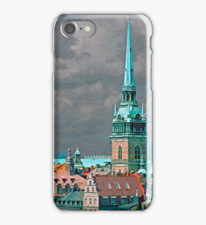 Sweden - Stockholm, Gamla stan iPhone Case/Skin