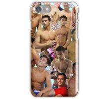 Tom Daley Collage iPhone Case/Skin