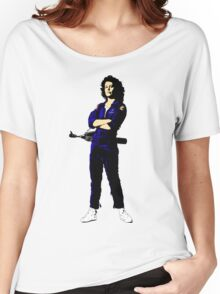 Ripley - Tee Print Women's Relaxed Fit T-Shirt