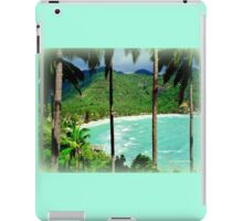 Leela Beach iPad Case/Skin