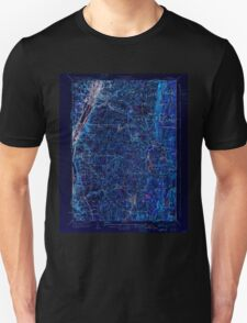 New York NY Troy 144362 1928 62500 Inverted T-Shirt