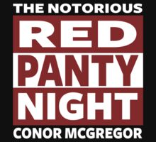 Red Panty Night by FightZone