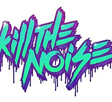 Kill The Noise Logo by 10Drops