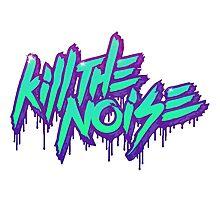 Kill The Noise Logo Photographic Print