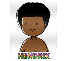 It's Hendrix Time! Poster