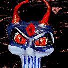 demon mask  by StuartBoyd
