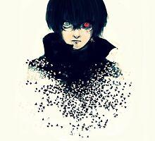Kaneki Ken :RE by izzycrown