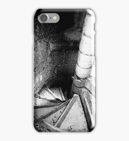On my way down iPhone Case/Skin
