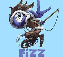 Fizz League of Legends by LexyLady