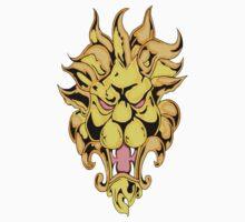 Golden Lion Kids Tee