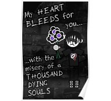 Goth Love Poster