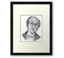 Larry Framed Print