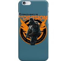 Tom Clancy´s; The Division iPhone Case/Skin