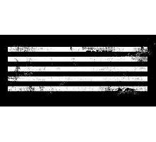 bigbang made black Photographic Print