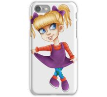 ANGELICA PICKLES iPhone Case/Skin
