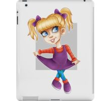 ANGELICA PICKLES iPad Case/Skin
