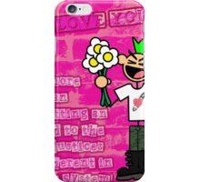 Punk Love iPhone Case/Skin