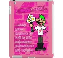 Punk Love iPad Case/Skin