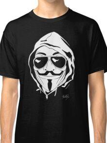 Vendetta Shades Logo Black-T Classic T-Shirt