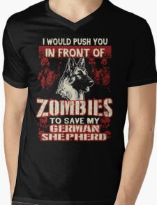German Shepherd Dog-Zombies T-Shirt