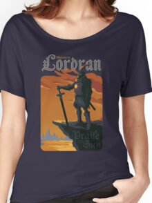 Welcome to Lordran Women's Relaxed Fit T-Shirt