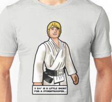 A Little Short for a Stormtrooper Unisex T-Shirt