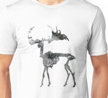 Megaloceros giganteus, Irish Elk, Irish giant deer, Unisex T-Shirt