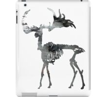 Megaloceros giganteus, Irish Elk, Irish giant deer, iPad Case/Skin