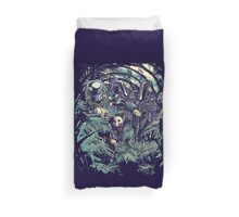 Welcome to the jungle. Duvet Cover