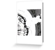 Cell Destruction Greeting Card