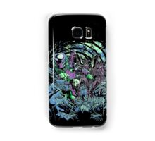 Welcome to the jungle. (neon) Samsung Galaxy Case/Skin
