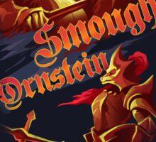 Dragon Slayer Ornstein and Executioner Smough Sticker