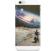 Maybe I took a wrong turning somewhere... iPhone Case/Skin
