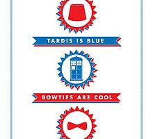 Doctor Who Valentines by brucelovesyou