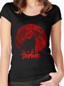 Guts from Berserk Women's Fitted Scoop T-Shirt