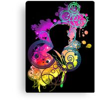 Dreamer of improbable dreams Canvas Print